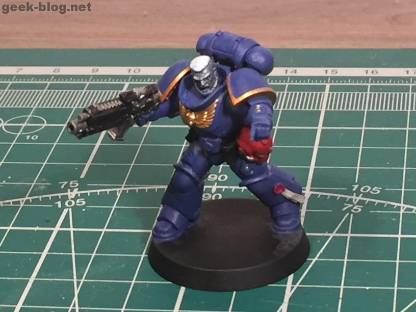 how to paint warhammer head and hair step 01 primer