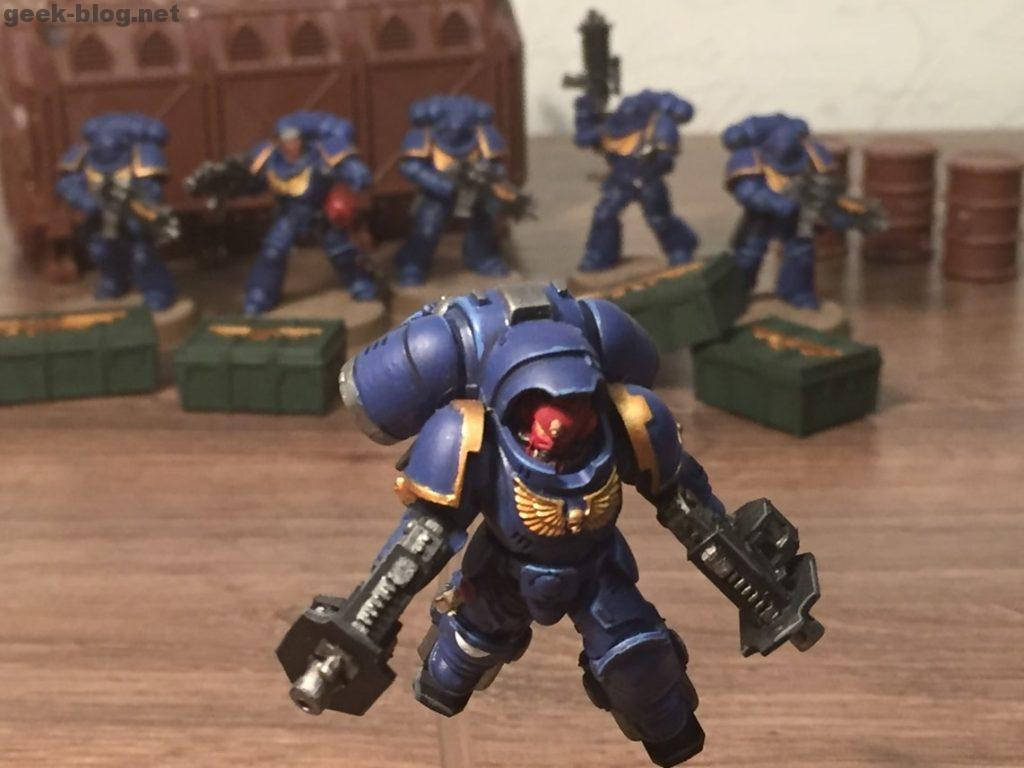 Inceptor Sergeant cool background photo 01