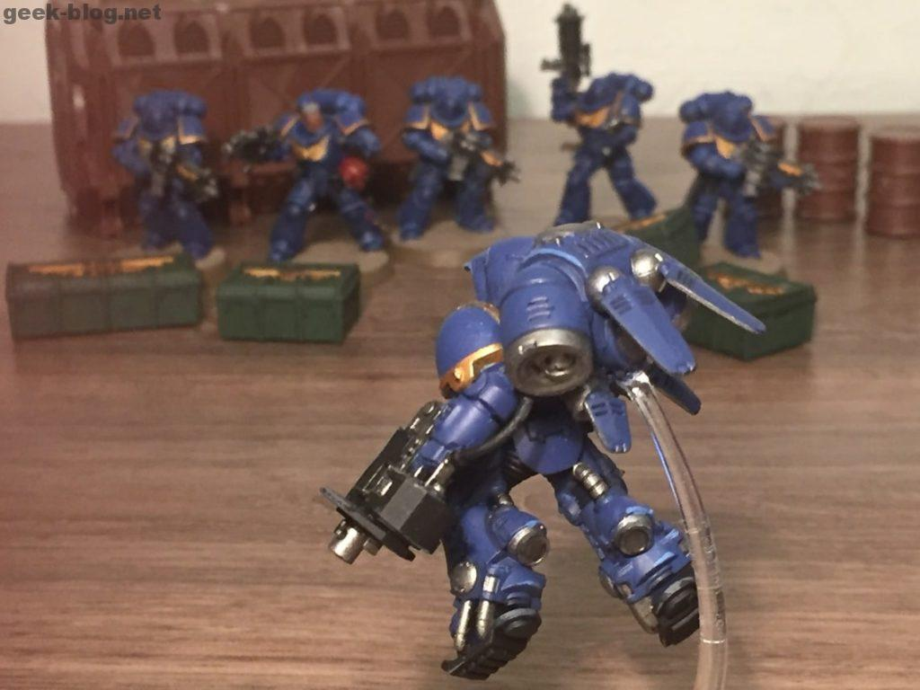 Inceptor Sergeant cool background photo 02