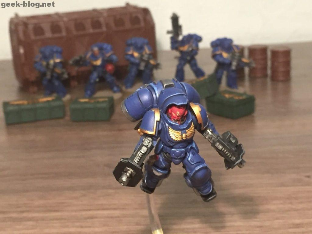Inceptor Sergeant cool background photo 05