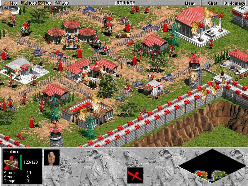 Age of Empires game review