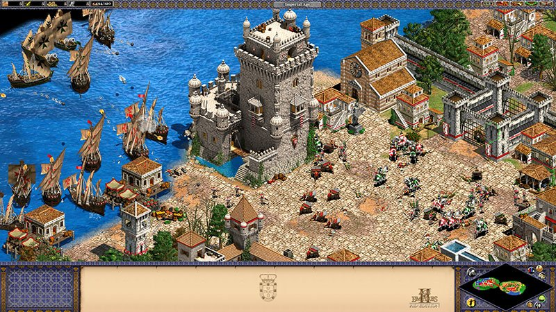 Age of Empires ii review