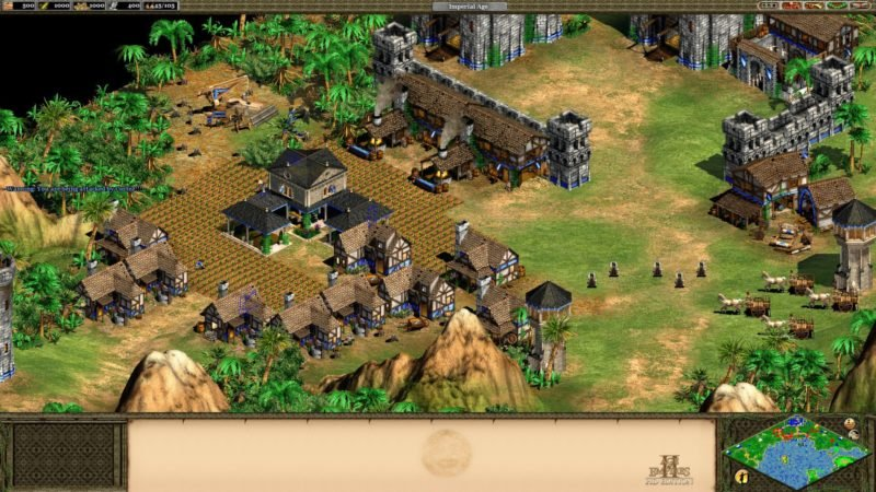 Age of Empires two
