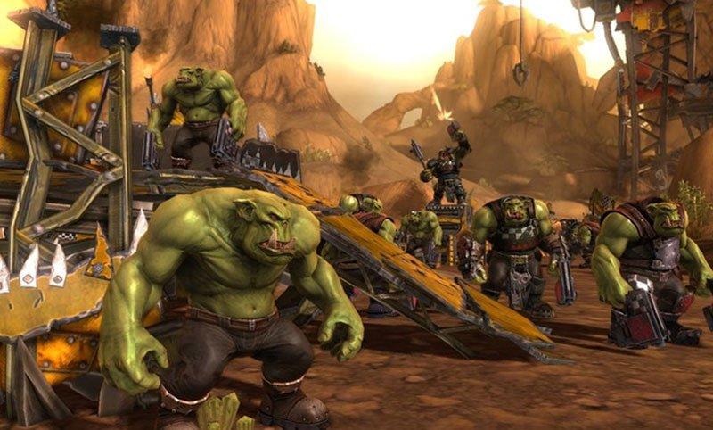 Warhammer 40000 Dark Millennium