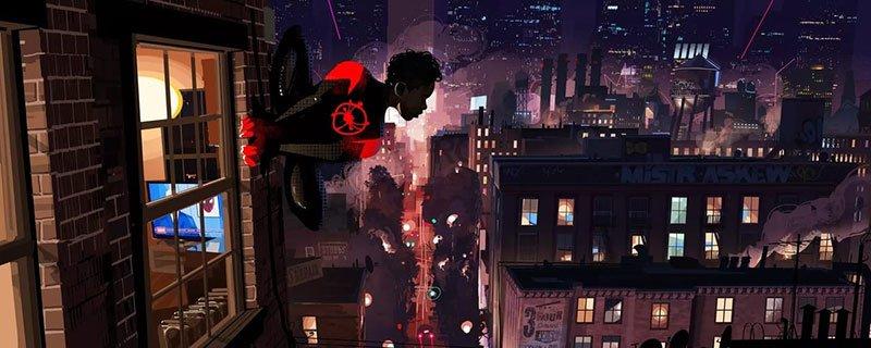 spider-man art wallpaper