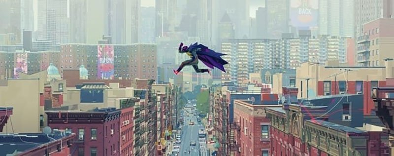 spider man new york art wallpaper