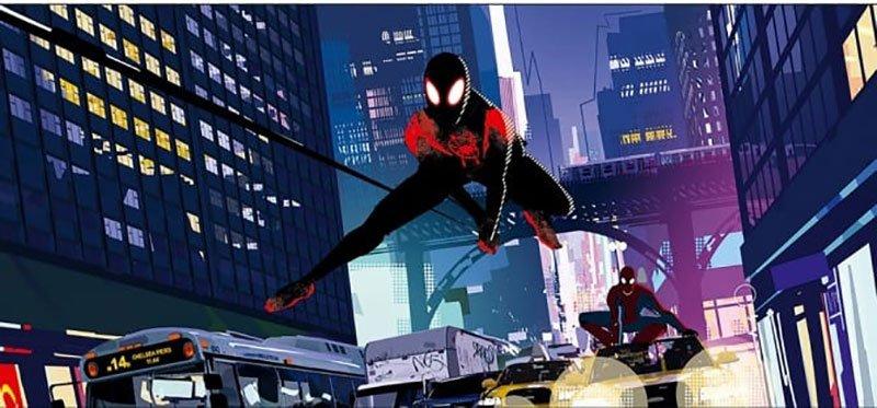 spider man noir art wallpaper