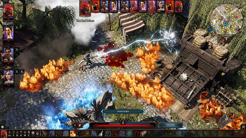 5 Reasons to Play Divinity Original Sin 2