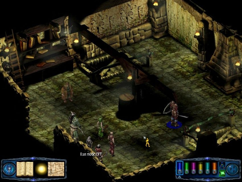Evolution of dungeons and dragons games on pc