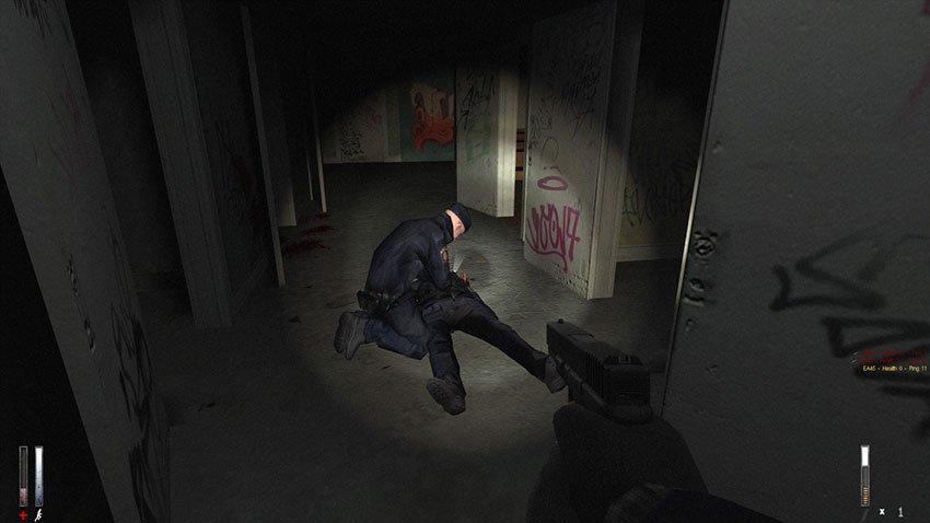 best free horror shooter
