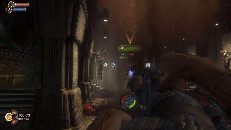bioshock gaming
