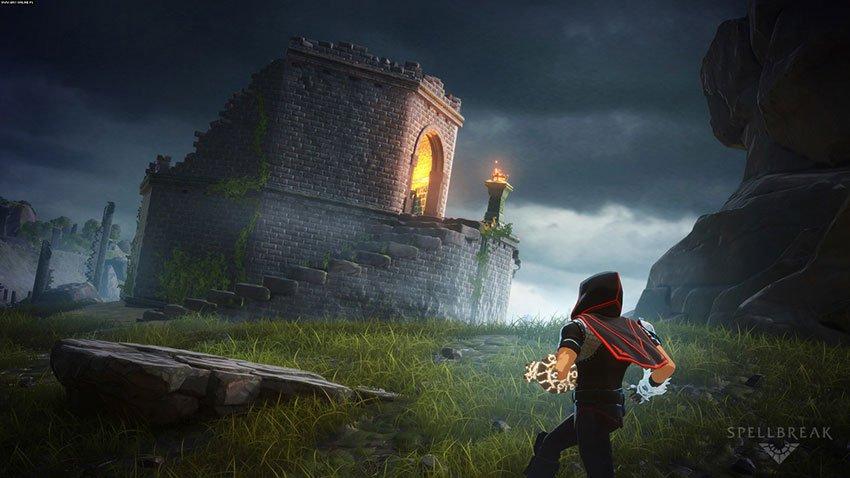 cool magic in games