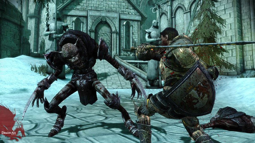 dragon age origins review