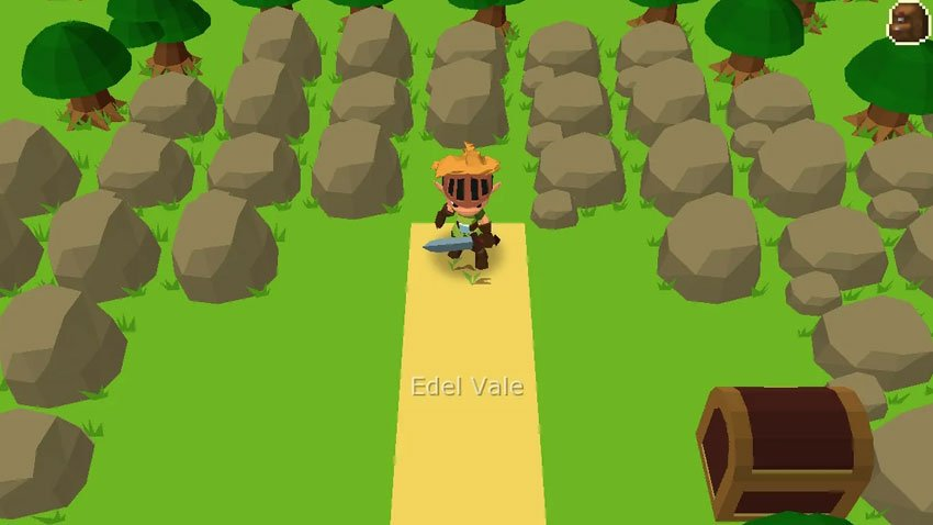 evoland rpg game