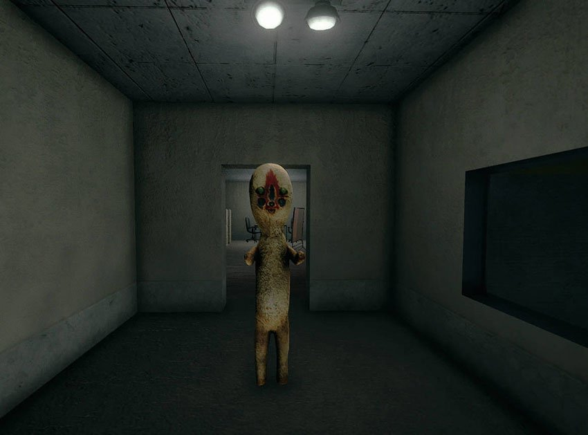free scary games