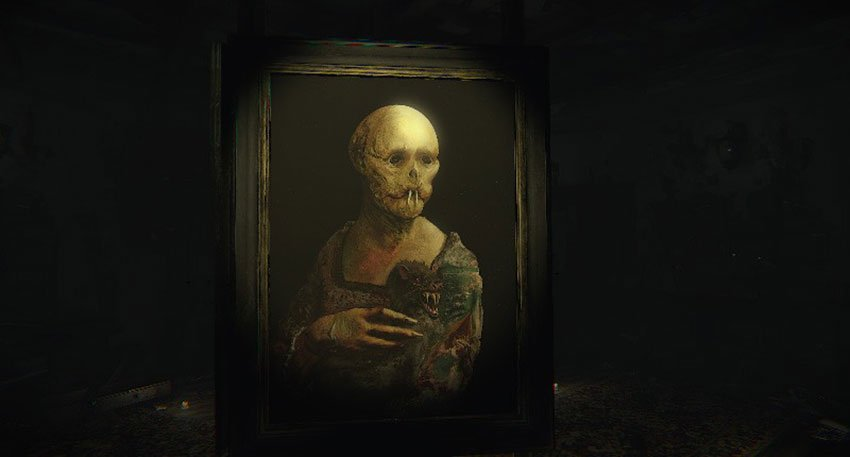 the scariest games ever