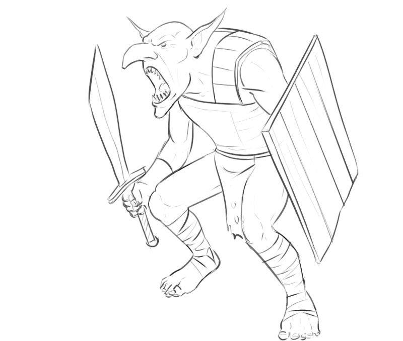 warhammer goblin