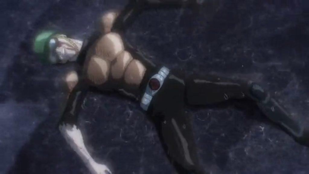 one punch man mumen rider