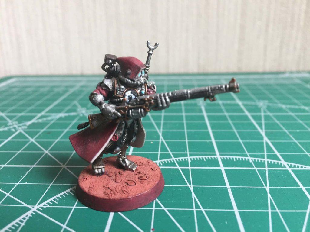 skitarii ranger painted