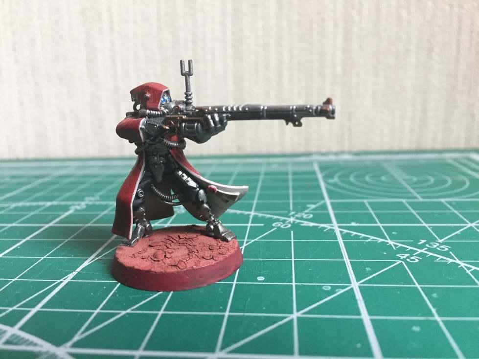 Painted Skitarii Ranger