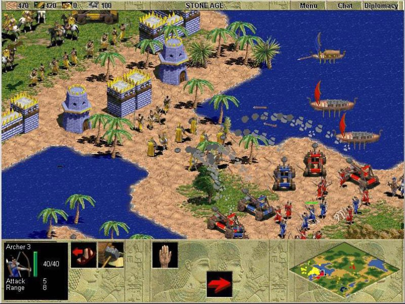 Age of Empires one