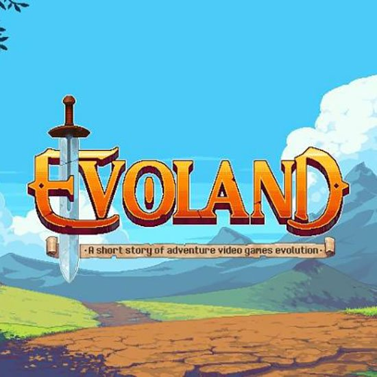 Evoland. All RPGs in One