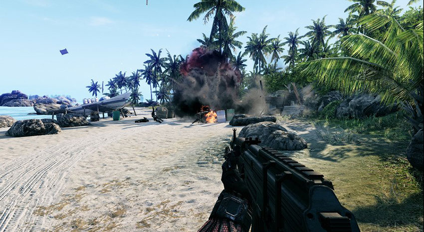 Top 10 Best Old FPS Games