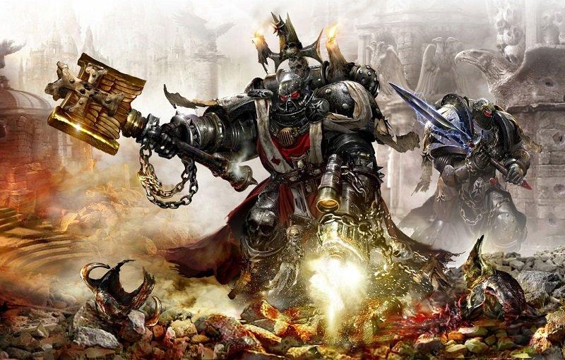 warhammer 40 000 universe